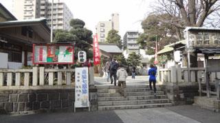 刑場跡からは第一京浜を離れて旧東海道をのんびりと。